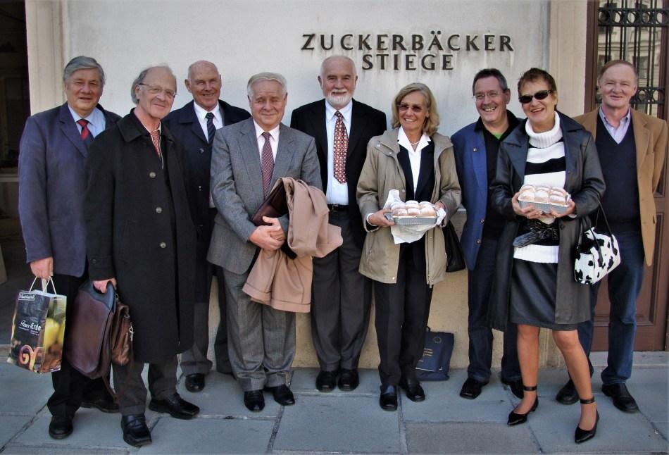 Zuckerbäckerstiege 2007