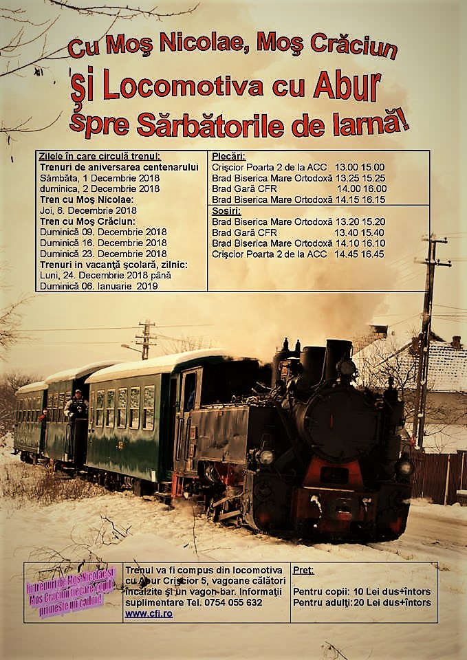 Nikolofahrten in Rumänien (2)