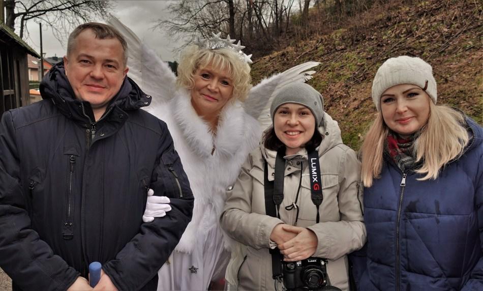Christkindlzug 2018 Russen Gruppe