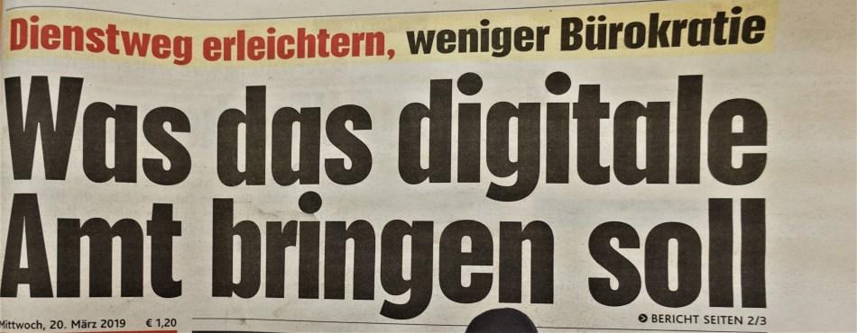 Krone Digitalisierung