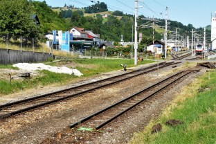 Wachauer Citybahn Baustelle 3