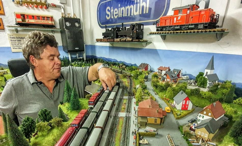 Peter Wachauer Modellbahn