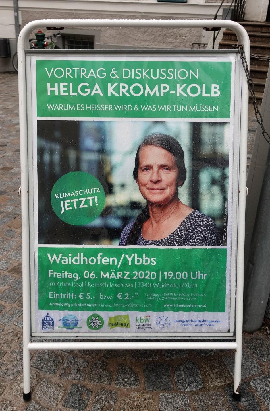 Vortrag Waidhofen