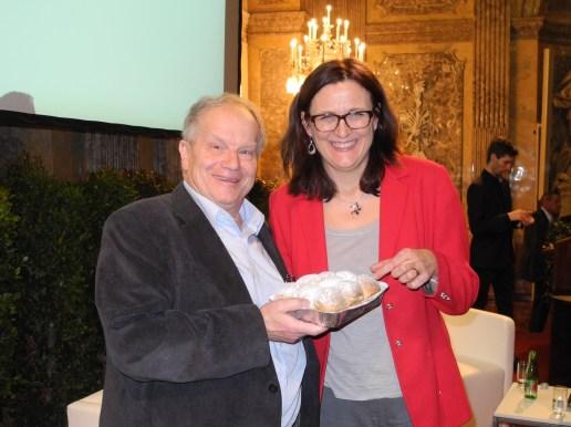 Wuchteln Piaty EU Kommissarin 20.1.2014