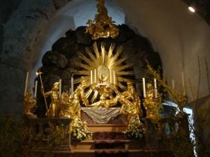 Heiliges Grab Waidhofen - zu besuchen nur Karfreitag und Karsamstag