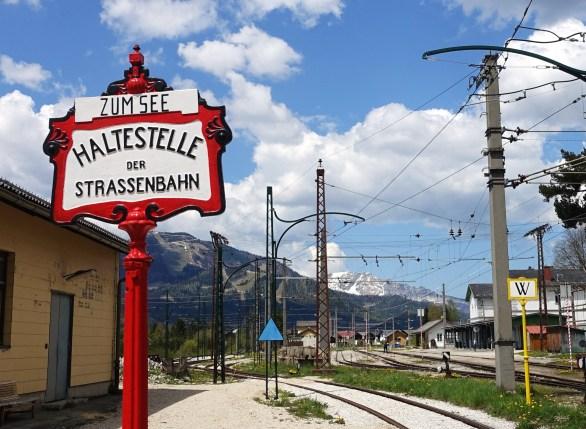 Strassenbahnstation Mariazell