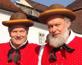 Piaty und Schuhfried Faschingdienstag 2015