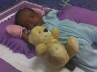 Qis & Teddy Bear
