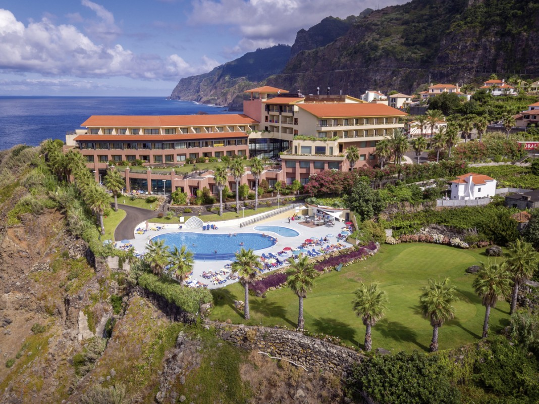 Monte Mar Palace Madeira Helvetic Tours