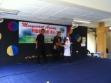 Second highest collector for Bacathon 2012!