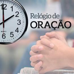 PARTICIPE DA JORNADA DE ORAÇÃO!