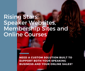 Rising Stars Websites, Membership Sites and Online Courses