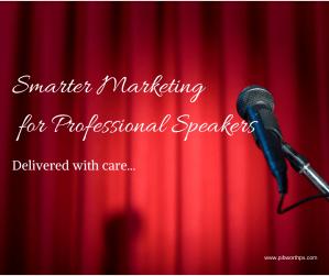 Pibworth Smarter Marketing for Professional Speakers