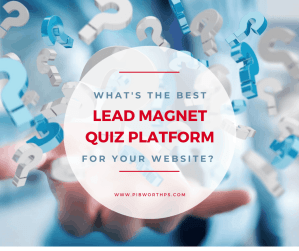 the best lead magnet quiz platform for your website