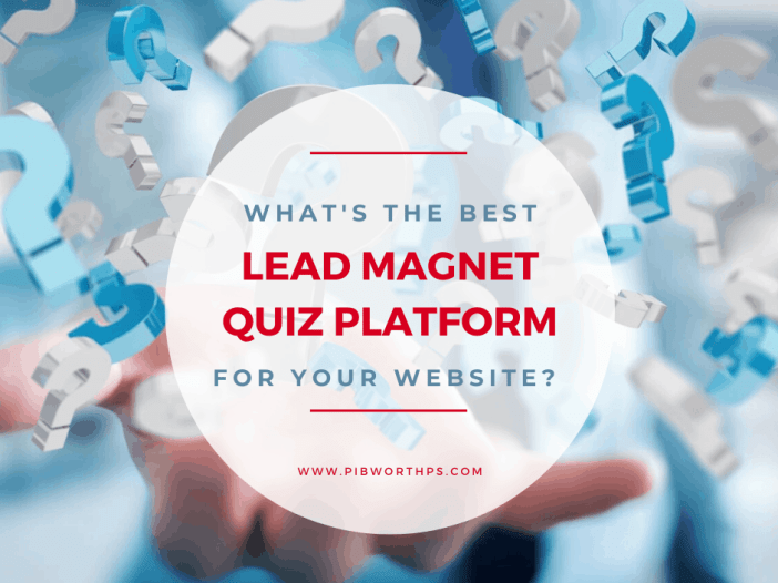the best lead magnet quiz platform for your website