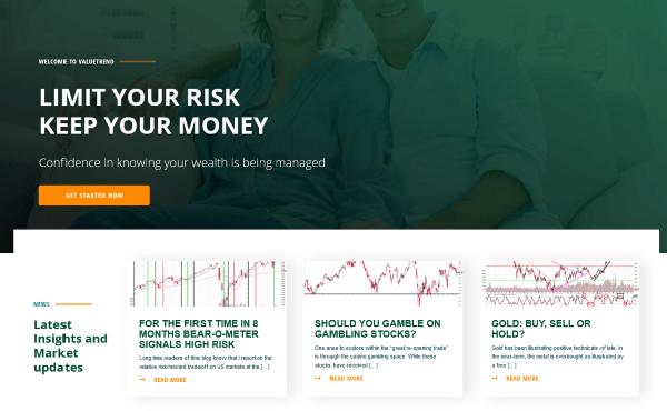 valuetrend screenshot for pibworthps