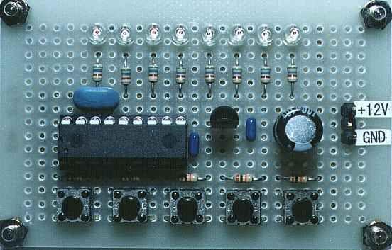 Crystal Oscillator Circuit Schematic