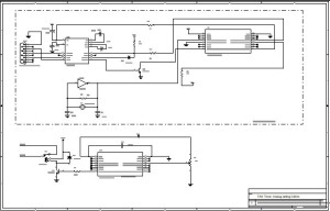 HC08 Fan Timer using pic microcontroller