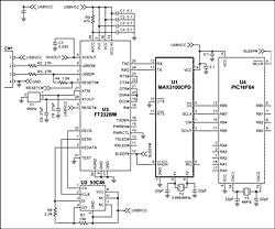 PIC'ing the MAX3100: Adding USB to a PIC Microcontroller