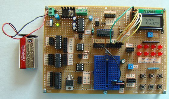 Voltage Reference Using Lm334