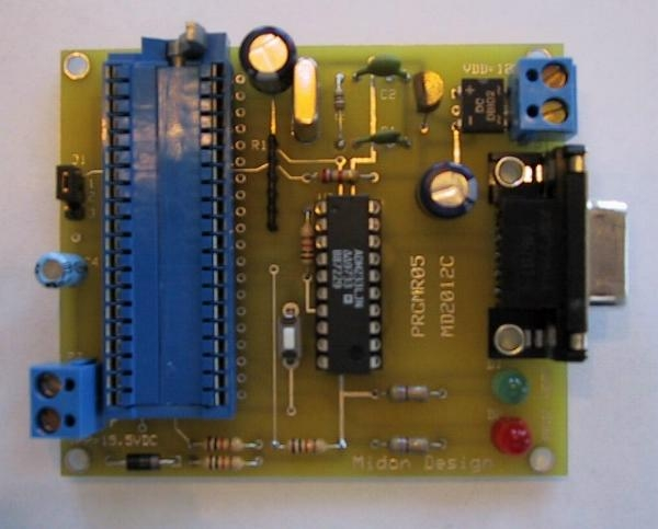 Serial Port Pc Battery Charger Circuit Diagram Nonstopfree