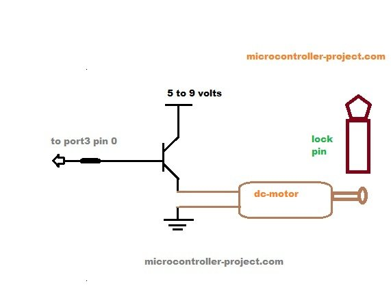 8051 Microcontroller (AT89C51) Based Countdown Timer Project