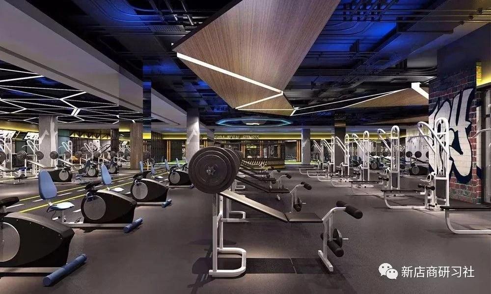 新零售風背景下。健身房發展將呈現這些新趨勢_36氪