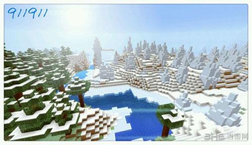我的世界雪地代碼 雪地村莊種子代碼一覽_當游網