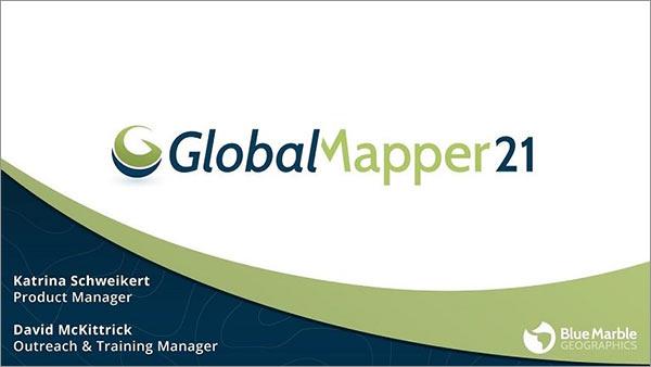 Global Mapper图片