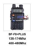 BAOFENG BF-F9 136-174/400-480mhz RADIO 409shop,walkie