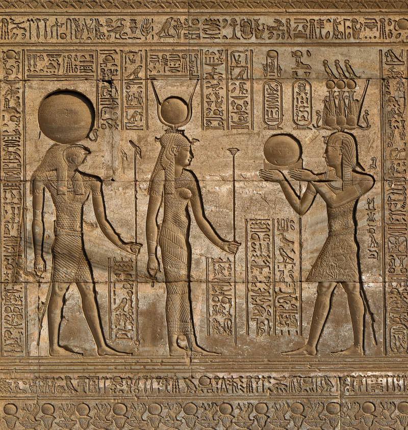 古埃及象形文字圖片-古代埃及壁畫素材-高清圖片-攝影照片-尋圖免費打包下載