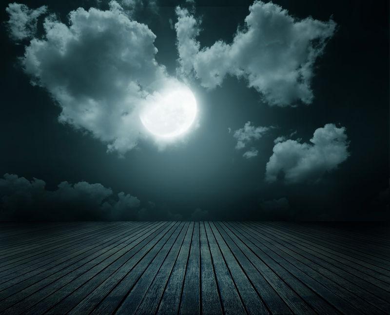天空繁星圖片素材-天空夜景繁星創意CG-jpg格式-未來素材下載