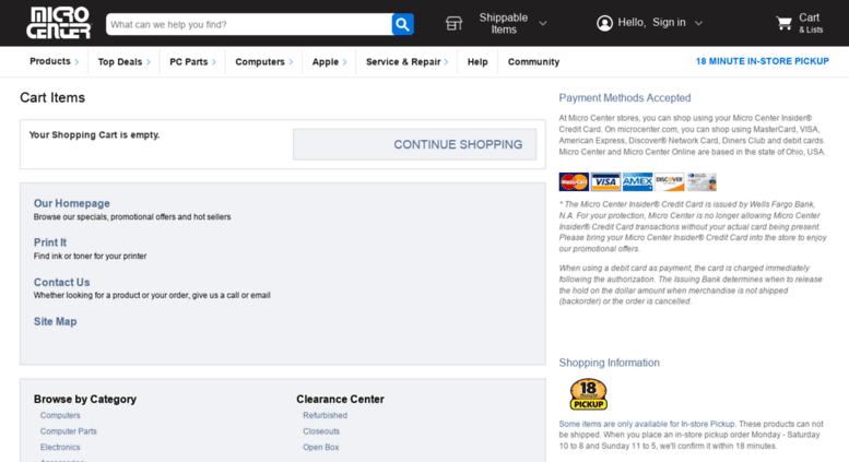 micro center credit card sign in inviletter co