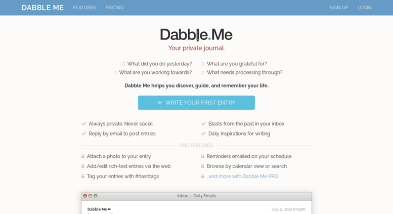 Image result for dabble me