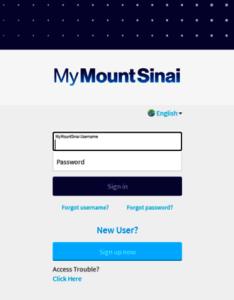 Access mychartuntsinai mychart application error page beautiful my chart mt sinai nyc also best design template rh smartvradar