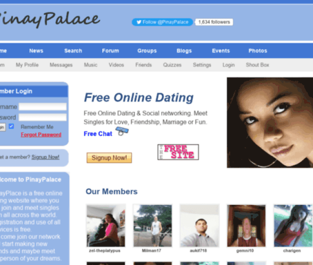 Free Online Dating Chats