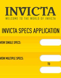 Specappvictawatch screenshot also access invicta world rh accessify