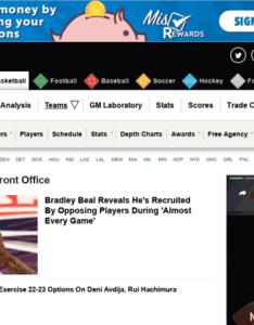 Wizardsalgm screenshot also access washington wizards news rumors roster rh accessify