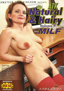 ATK Natural And Hairy MILF 9 cover