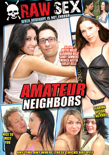 Amateur Neighbors cover