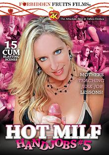 Hot MILF Handjobs 5 cover