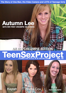 Teen Sex Project 70 cover