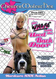 The Whore With The Used Back Door cover