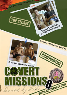 Covert Missions 8 cover