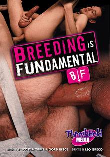 Breeding Is Fundamental cover