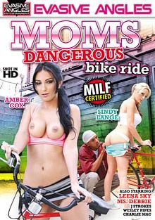 Moms Dangerous Bike Ride cover
