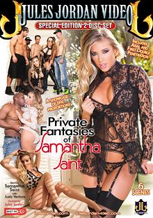 Private Fantasies Of Samantha Saint cover