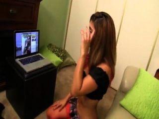 shy teen webcam