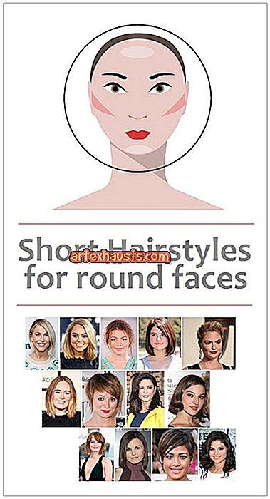 Potong Rambut Sesuai Bentuk Muka : potong, rambut, sesuai, bentuk, Potongan, Rambut, Pendek, Bergaya, Untuk, Bentuk, Wajah, Bulat, Wanita