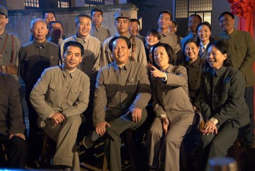最新的有關解放戰爭的電視劇有哪些?-